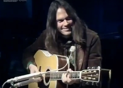 neil young dance dance dance