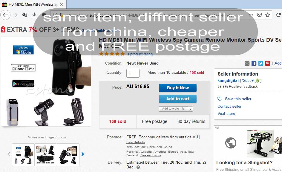 eBay drags heals on Australian import GST avoiding criminals