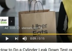 Community Spamming: 'Uber Eats' drove me back to AdBlocker