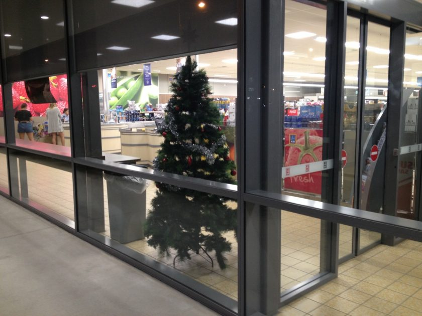 How They Killed Christmas On The Gold Coast