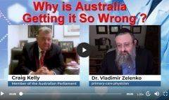 7000 Covid-19 patients only 3 deaths: US Dr Zelenko speaks with MP Craig Kelly
